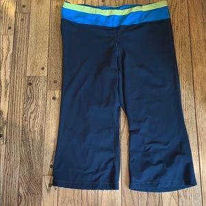 GAP Pants - EUC Gapbody Capri Workout Pants